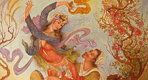 LOVE-LETTER-A-VALENTINES-INVITATION-Sufi-Love-Scene-