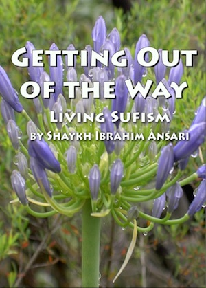'Getting Out of the Way: Living Sufism' Cover
