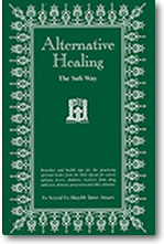 'Alternative Healing' Cover