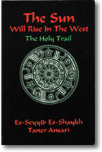 The Sun Will Rise in the West Book Cover