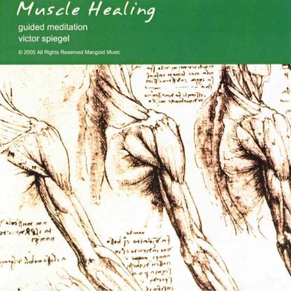 Cover of Muscle Healing Audio